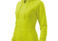 Trendy zipper lime punch 62
